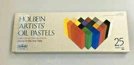F/S Japan Holbein Artists\' Oil Pastels 25 Sticks Set U684 import from J... - $55.43