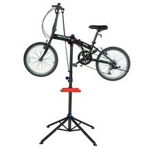 "PRO BIKE ADJUSTABLE 41"" TO 75'' CYCLE BICYCLE RACK REPAIR STAND W/ TOOL ... - $69.82"