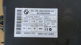 BMW 335i ECU ECM DME CAS3 Ignition Switch Fob Tach SET - Turbo Auto image 10