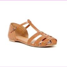 Dv By Dolce Vita Womens Zina Stella Manmade Leather Sandal Cognac  Size ... - $28.60