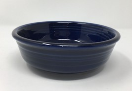 "Fiesta Cobalt Blue Small Bowl 5 5/8"" Diameter - $17.99"