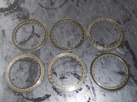 CLUTCH BASKET FRICTION PLATES 1982 82 HONDA XL500R XL500 XL 500 500R - $18.69
