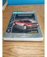 Chilton General Motors GM S10 S15 Sonoma Pick-Ups 1982-93 Repair Manual ... - $9.85