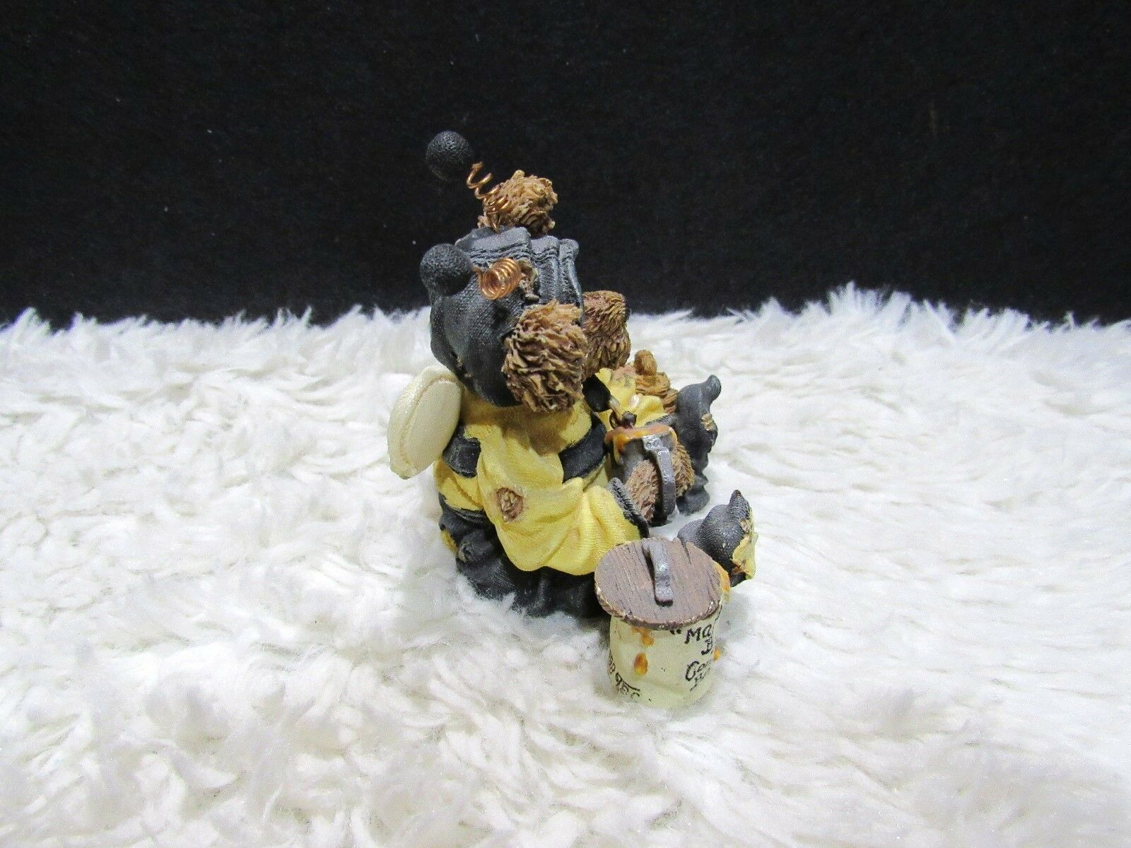 1999 Boyd's Resin Bumble B. Bee...Sweeter Style #227718 Collectible Figurine image 4