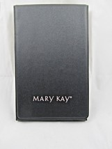 New Mary Kay Tri-fold Travel Make Up Mirror Standing with Clear Zip Up Case - $9.70
