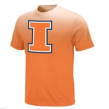 NCAA Illinois Fighting Illini Big Hitter Men's S/S Tee Medium NWT Ships Free! - $10.62