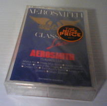 Aerosmith : Classics Live - Cassette Tape 1986 - Free Shipping! - $7.99