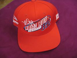 Mark McGwire 62 Home Run Record Cap New Era Red Cap Cardinals           ... - $24.74