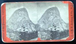 1870s? Yosemite California E HT Anthony Oversized Stereoview Photo Card  - $24.95