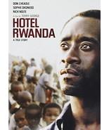 Hotel Rwanda [DVD] - $5.93