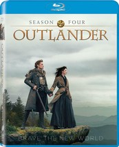 Outlander Season 4 Blu-ray