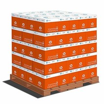 HP Papers Printer Paper BrightWhite 24lb 8.5 x 11 60 Case Pallet 150000 Sheet... - $2,998.39