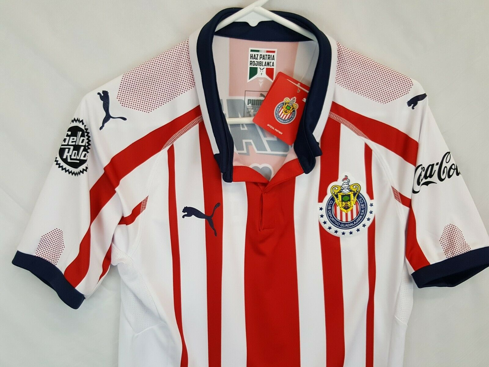 size 40 9248f c008b New Chivas Stadium Home Soccer Jersey and 50 similar items