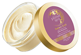 Avon Planet Spa Radiant Gold Body Moisturiser with Gold and Oud 200 ml - $17.81