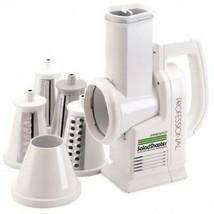 Food Fruit Vegetable Slicer Shredder Cutter Handheld Appliance Funnel Se... - $72.91