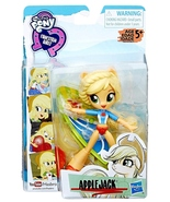 My Little Pony Equestria Girls minis Applejack Beach Collection Doll 2017 - $10.88