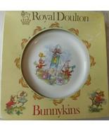 Royal Doulton Bunnykins Plate - $13.10