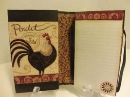 by Legacy Calendar a La Poule Coupon Notepad Set Organizer - $14.84