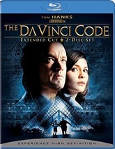 The Da Vinci Code Extended Edition [Blu-ray]