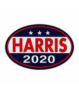 Crazy Novelty Guy Oval Shaped Magnet - Kamala Harris 2020 - Democrat President - - $6.99