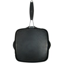 Starfrit 30036-006-SPEC 10 x 10 Grill Pan with Foldable Handle - $34.99