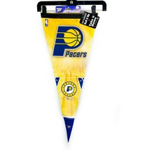 "Indiana Pacers Full Court Old Logo Full Size 12"" X 30"" NBA Basketball Pe... - $9.87"