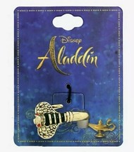 Disney Aladdin Jafar's Cobra Gold Tone And Enamel Ring Size 7 - $16.33