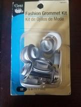 """Dritz Fashion Grommet Kit 1/2"""" Inner Diameter 8/Pkg White 072879294811 - $20.67"""