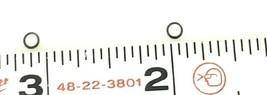 BAG OF 2 NEW GE HEALTHCARE 28-9675-88 O-RINGS 2.5x0.5 FPM/FKM 28967588 image 2