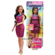 "NEW 2018 Barbie Career You Can Be Anything 12"" Doll Curvy Hispanic NEWS ... - $27.99"
