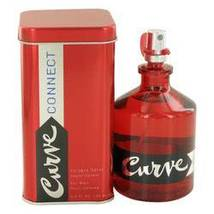 Curve Connect Cologne  By Liz Claiborne for Men 4.2 oz Eau De Cologne Spray - $19.95