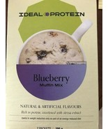 Ideal Protein Blueberry Muffin mix 7 packets 18 g protein - $36.99