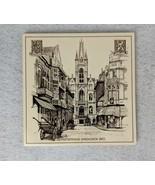 Gemeentehuis Eindhoven 1910 Holland Tile Plateelbakkerij Schoonhoven b.v. - $23.75