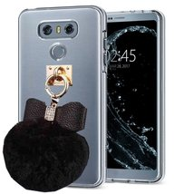 LG Tribute HD Case, LG X Style LS676 Case,Creative Handmade Warm Fluffy ... - $11.87