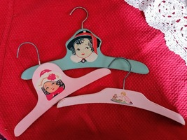 Vintage Baby Clothes Hanger - $6.50+
