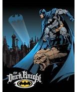 DC Comics Batman The Dark Knight Figure Tin Sign - £4.31 GBP