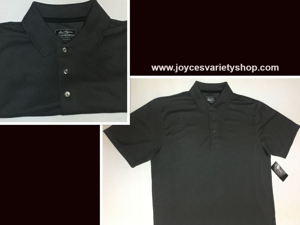 Ben hogan gray shirt web collage