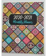 2020-2021 Mandala Two Years Monthly Planner Jan 2020 - Dec 2021 Agenda G... - $11.99