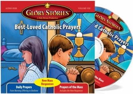Glory Stories: Best-Loved Catholic Prayers, Daily Prayers & Prayers of the Mass