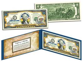 HAWAII $2 Statehood HI State Two-Dollar U.S. Bill *Genuine Legal Tender*... - $13.06