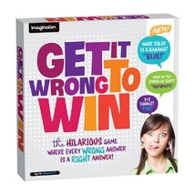 Imagination Games Get It Wrong to Win - $64.06