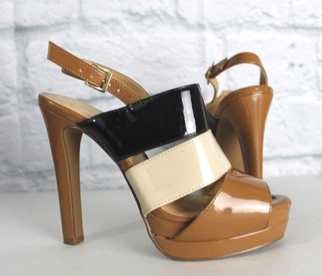 f65acd8c7980 S l1600. S l1600. Previous. Jessica Simpson pump patent leather sandals peep  toe size 7B · Jessica Simpson ...
