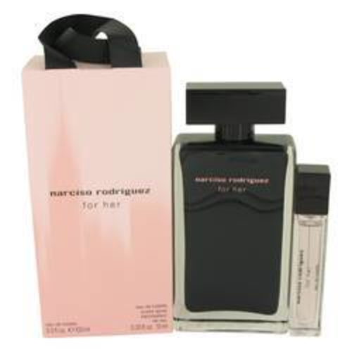 Narciso Rodriguez 3.3 Oz Eau De Toilette Spray 2 Pcs Gift Set