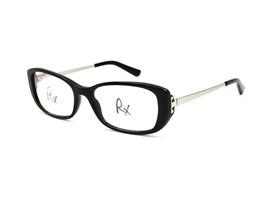Tory Burch TY 2062 Women's Eyeglasses Frame, 1390 Black/Silver. 51-16-13... - $44.50