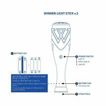 YG Entertainment Winner Official Light Stick VER.2 image 6