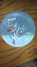 "1971 Haviland Limoges ""Two Turtle Doves"" 12 Days of Christmas Noel Plates - $10.88"