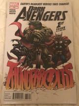 Dark Avengers Thunderbolts Comic Book 1st Issue of the New Era - $2.96