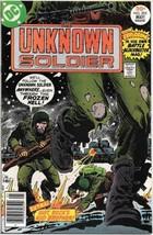 The Unknown Soldier Comic Book #205 DC Comics 1977 VERY FINE - $19.27