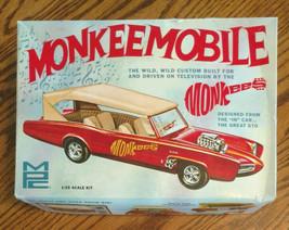 THE MONKEES Monkeemobile GTO 1/25 scale kit MPC 2012 NIOB - $24.99