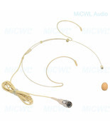 Wireless Headset Microphone for Audio-Technica ATW 1000 2000 3000 series... - $25.16